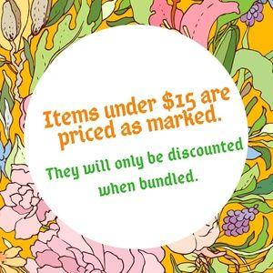 Items Uner $15